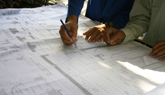 project consultation